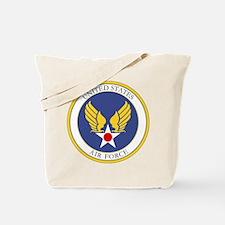 USAF USAAC Roundel Tote Bag