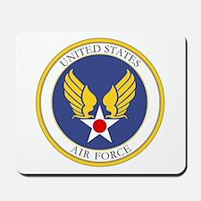 USAF USAAC Roundel Mousepad