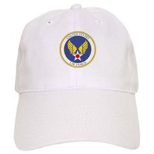USAF USAAC Roundel Baseball Cap