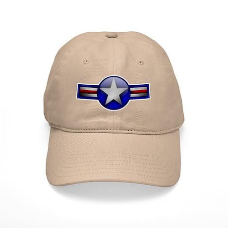 USAF Roundel Cap
