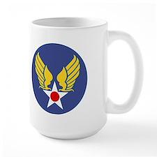 USAF USAAC Roundel Mug