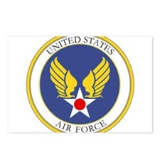 USAF USAAC Roundel Postcards (Package of 8)
