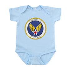 USAF USAAC Roundel Onesie