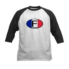 France Oval Colors Tee