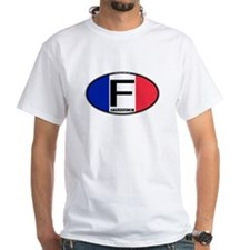 France Oval Colors Shirt