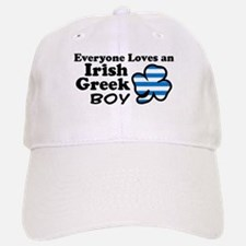 Irish Greek Boy Baseball Baseball Cap