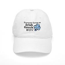 Irish Greek Boy Baseball Cap