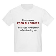 Unique Peanut allergy T-Shirt