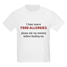Cute Peanut allergy T-Shirt