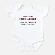 Unique Gluten Infant Bodysuit
