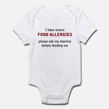 Cute Celiac awareness Infant Bodysuit