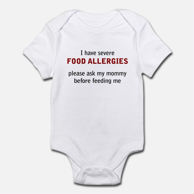 Cute Celiac disease Infant Bodysuit