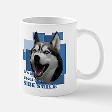 Sibe Squared-Gray Mug