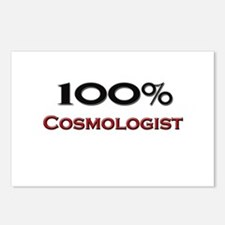 100 Percent Cosmologist Postcards (Package of 8)