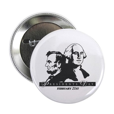 """Presidents day 2.25"""" Button (100 pack)"""