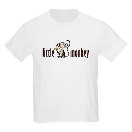 little monkey Kids Light T-Shirt