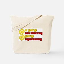If you're not shopping you're trespassing Bag