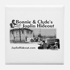 Joplin Hideout Tile Coaster