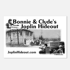 Joplin Hideout Postcards (Package of 8)