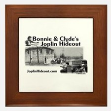 Joplin Hideout Framed Tile