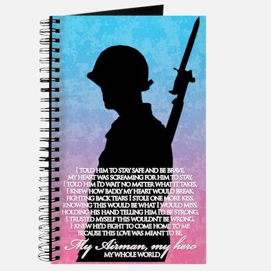 I told him (USAF) Journal