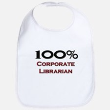 100 Percent Corporate Librarian Bib