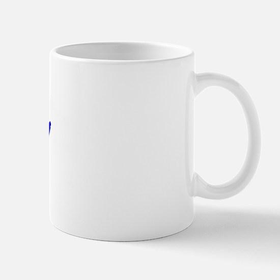 Vintage Troy (Blue) Mug