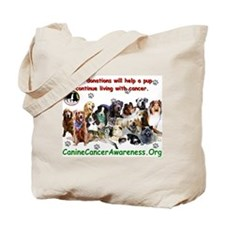 CCA You can Help Too Tote Bag