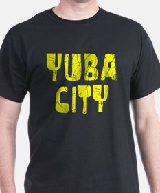 Yuba City Faded (Gold) T-Shirt