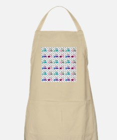 Colorful Sewing Machines Light Apron