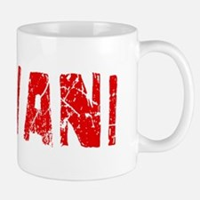Giovani Faded (Red) Mug