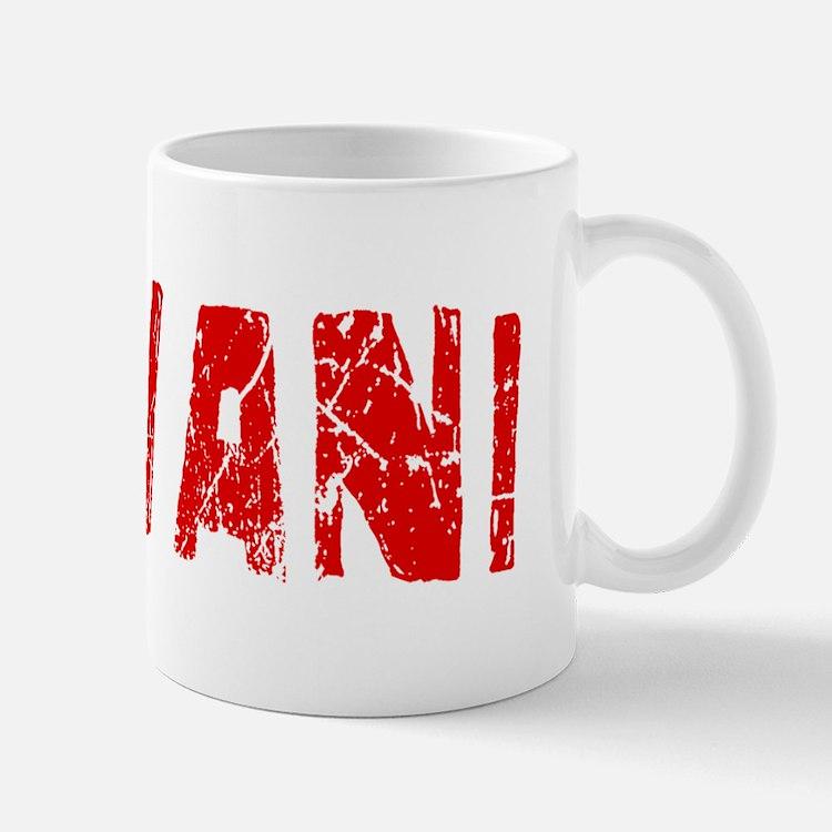 Giovani Faded (Red) Mug