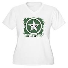 Got Apaches? Apache Ah-64d T-Shirt