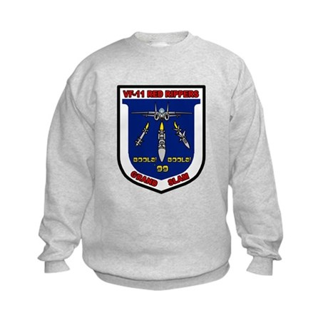 VF-11 Red Rippers Kids Sweatshirt