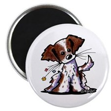 Tiny Liver Brittany Magnet