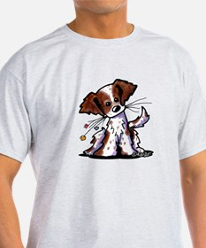 Tiny Liver Brittany T-Shirt