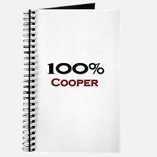 100 Percent Cooper Journal