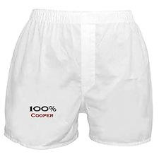 100 Percent Cooper Boxer Shorts