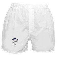 Boy & Blue Ribbon Boxer Shorts