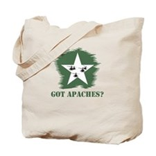Got Apaches? Apache Ah-64d Tote Bag