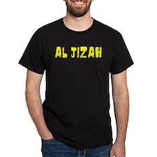 Al-Jizah Faded (Gold) T-Shirt