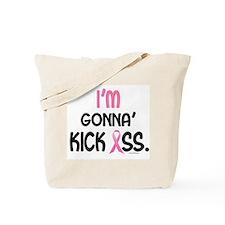 Gonna' Kick Ass 1 (ME) Tote Bag