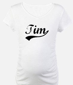 Vintage Tim (Black) Shirt
