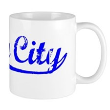 Vintage Union City (Blue) Mug