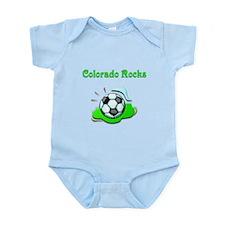 Colorado Rocks Infant Bodysuit