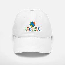 Recycling Baseball Baseball Cap