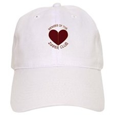 Zipper Club Baseball Cap