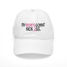 Gonna' Kick Ass 1 (Mom) Baseball Cap
