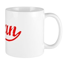 Vintage Rowan (Red) Mug