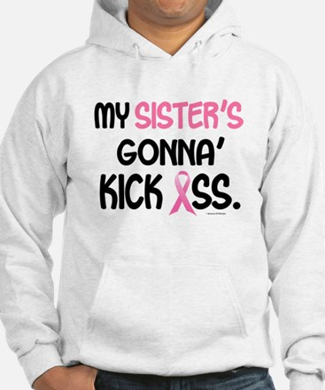 Gonna' Kick Ass 1 (Sister) Hoodie